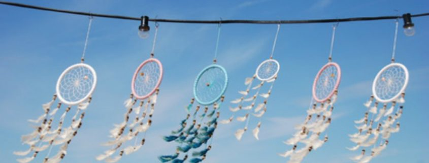 ndigenous American Dream Catchers Blowing in the Wind – 5 Ways Imaginative Ways to Remember Your Dreams – Sandra Harewood Counselling