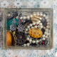 Glass Jewellery Box With Jewels - How To Invest In Yourself & Why Your Not Doing It - Sandra Harewood Counselling-2