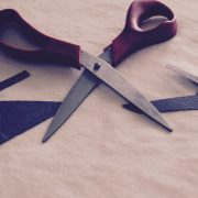 Scissors between a man and woman paper doll - What An Affair Can Tell You About Loss