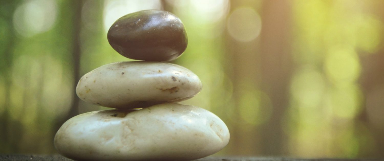 Stacked Stones - Mindfulness Meditation - Ways To Be Mindful - Sandra Harewood Counselling