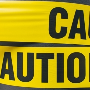 Yellow Caution Tape - 9 Warning Signs of Narcissism In Your Relationship - Sandra Harewood Counselling