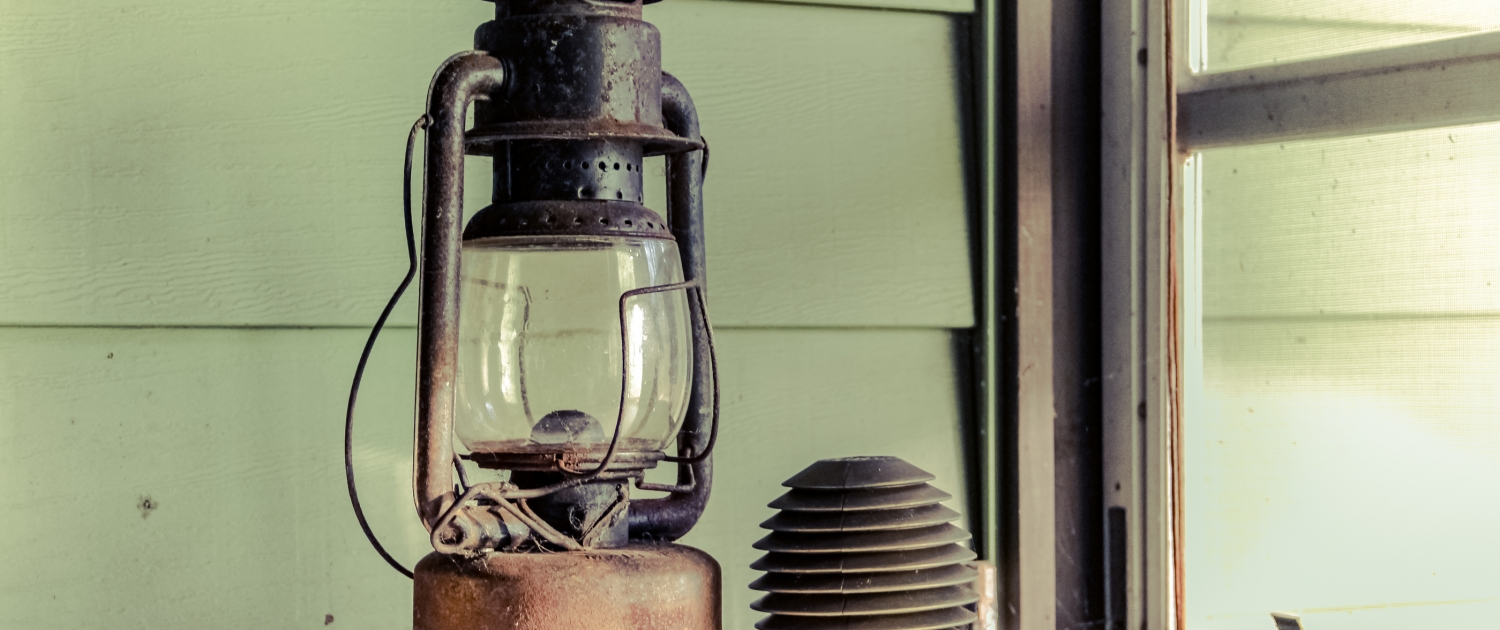Old Gas Lantern In A Window - Gaslighting 101: What Is Gaslighting And What You Need To Do -Sandra Harewood Counselling