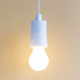 Hanging Light Bulb - What Happens When COVID - 19 Shines A Spotlight On Hidden Trauma - Sandra Harewood Counselling